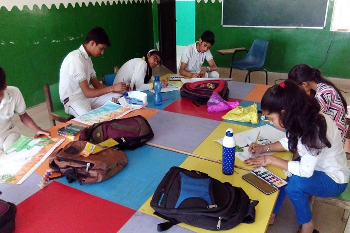 B R GENIUS INTERNATIONAL SCHOOL-Activity Room