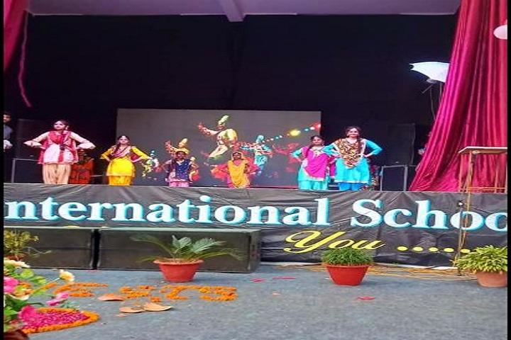 B R GENIUS INTERNATIONAL SCHOOL-Annual Day