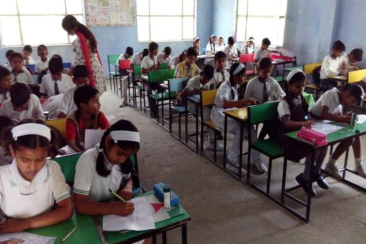 B R GENIUS INTERNATIONAL SCHOOL-Class Room