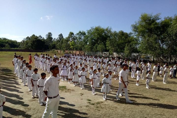 B R GENIUS INTERNATIONAL SCHOOL-Morning Assembly