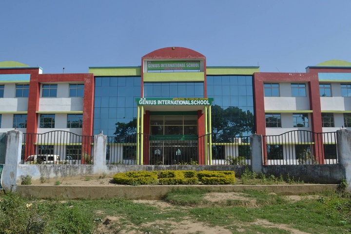 B R GENIUS INTERNATIONAL SCHOOL-School View