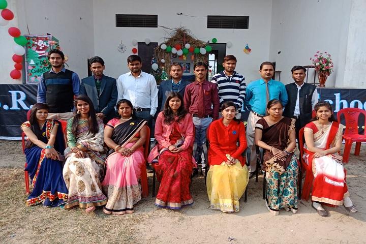 B R GENIUS INTERNATIONAL SCHOOL-Staff
