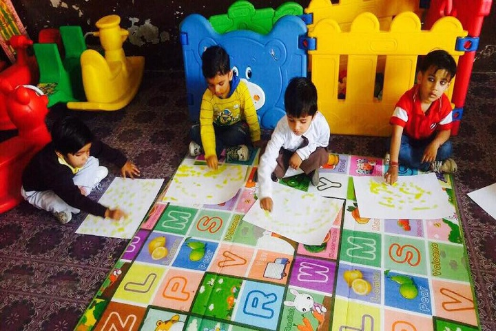 BS Public School-Painting Competition