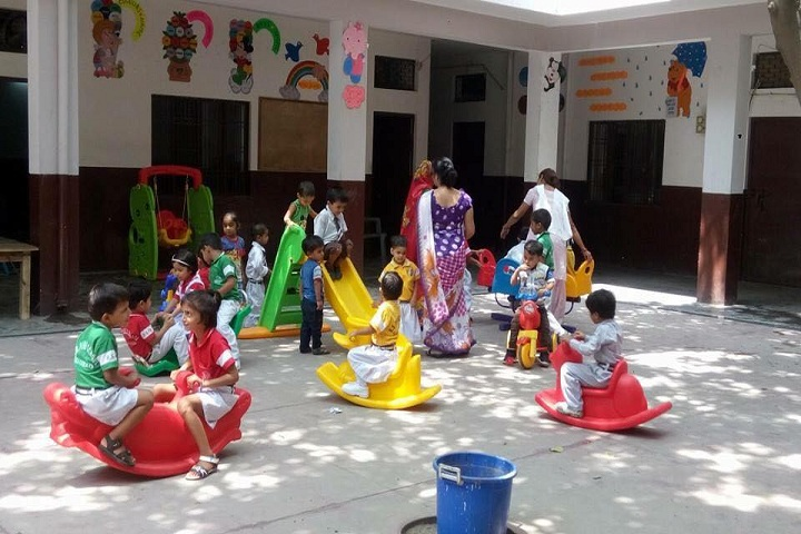 BS Public School-Playing Area