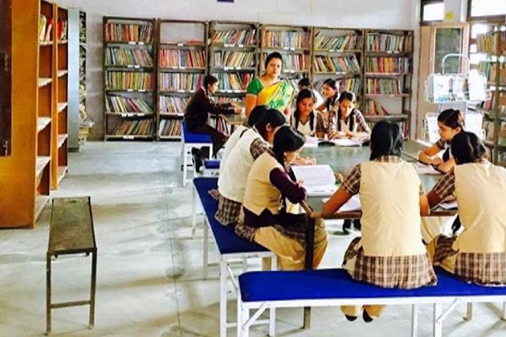 BS Public School-School Library