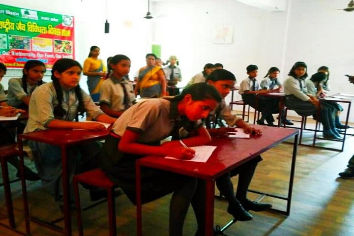 B T M PUBLIC SCHOOL-Classroom