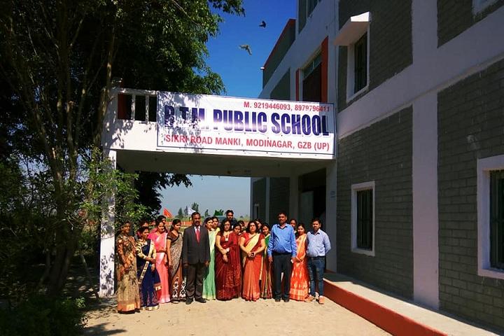 B T M PUBLIC SCHOOL-Staff