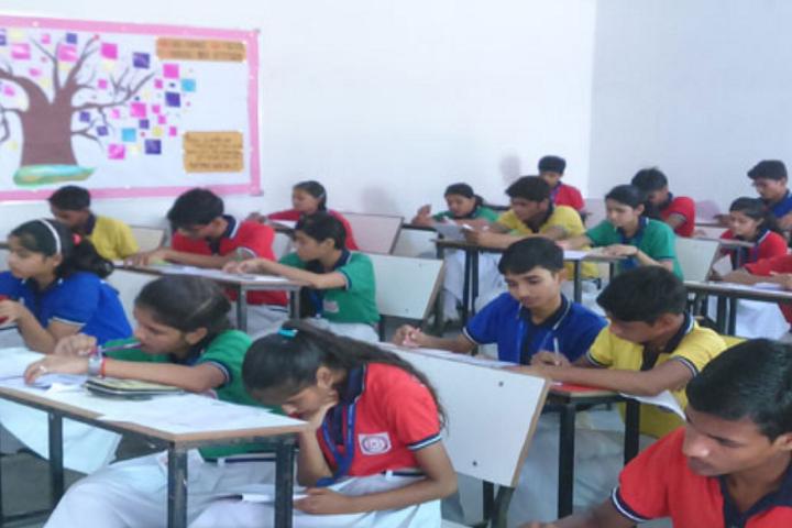 Baba International School-Classroom