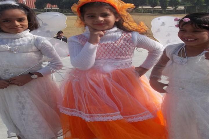 Baba International School-Fancy Dress
