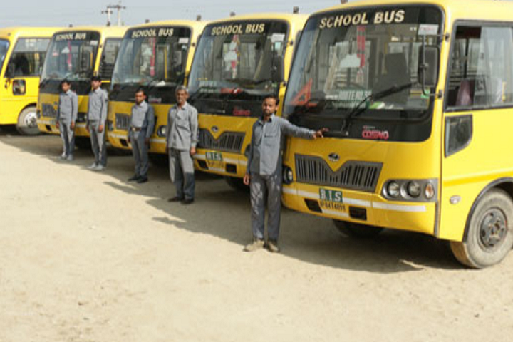 Baba International School-Transport