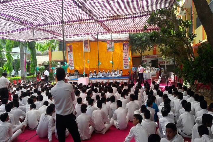 Baba Kadera Singh Vidya Mandir-Celebrations
