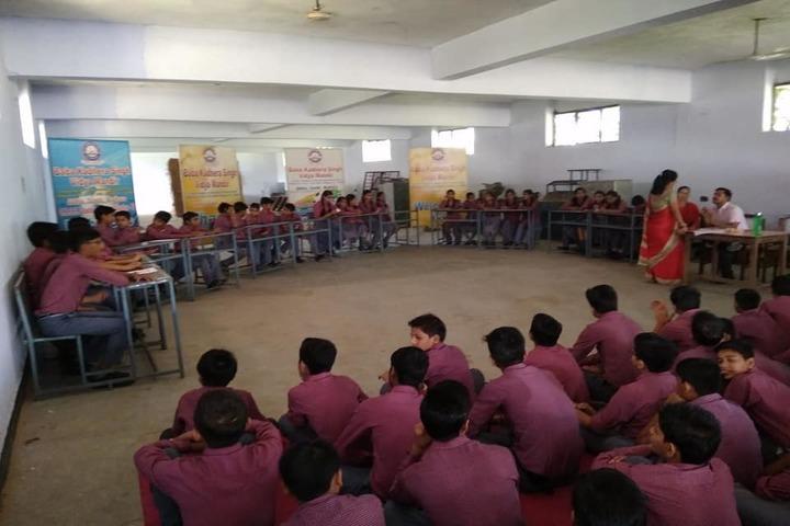 Baba Kadera Singh Vidya Mandir-Quiz Competition
