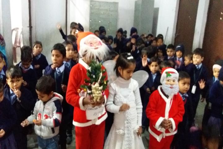 Baba Patiram Vidhya Mandir J.H. School-Christmas Day Celebration