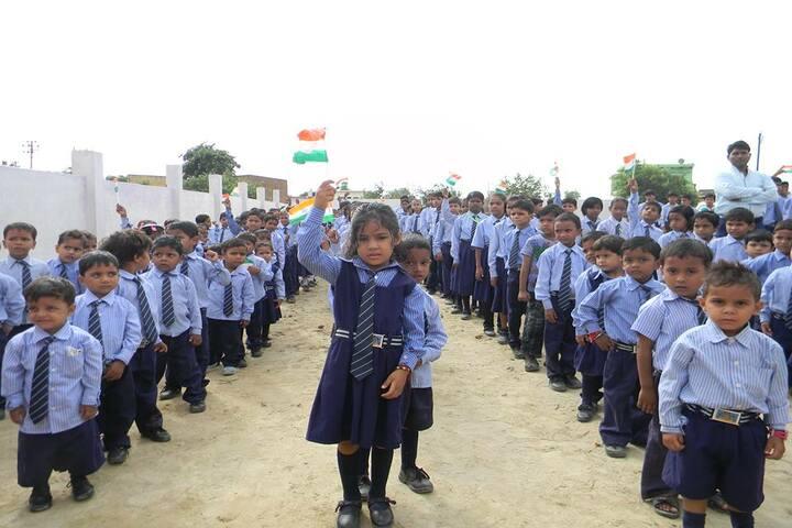 Baba Patiram Vidhya Mandir J.H. School-Special Assembly