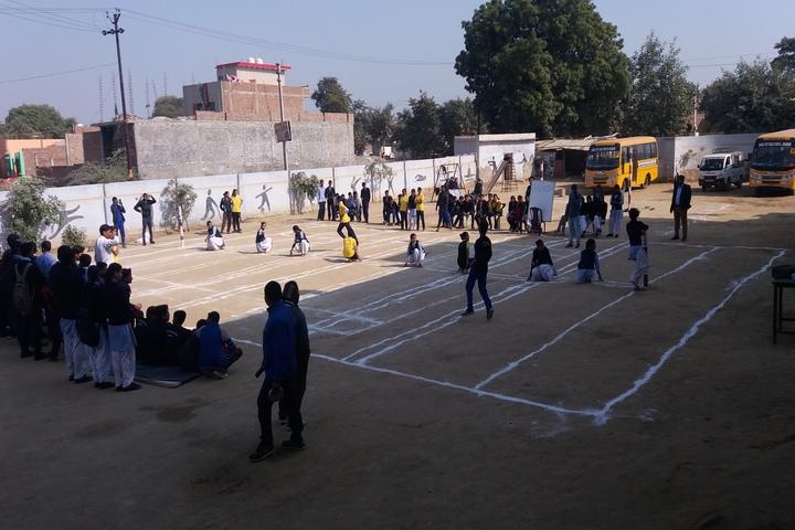 Baba Patiram Vidhya Mandir J.H. School-Sports