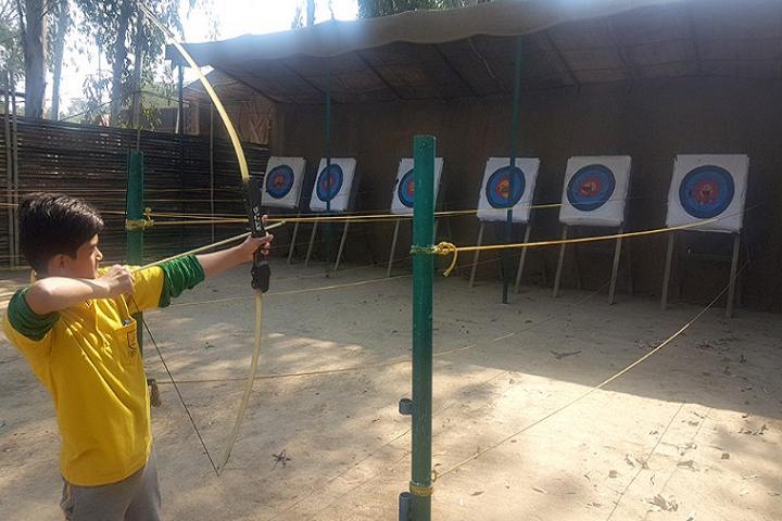 Babu Bodh Raj Convent School-Adventure Camp