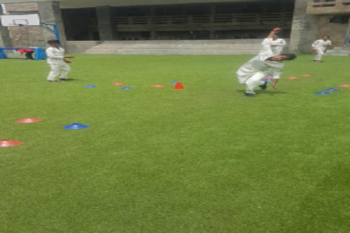 Babu Bodh Raj Convent School-Sports Academy
