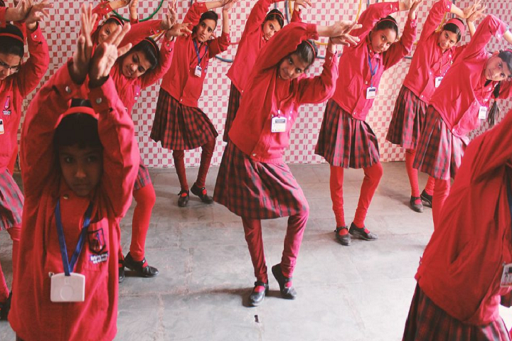 Babu Bodh Raj Convent School-Dance