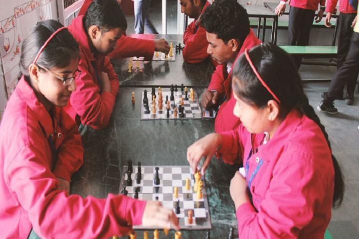 Babu Bodh Raj Convent School-Sports day