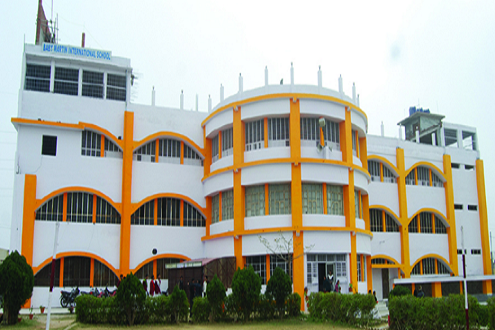 Baby Martin International School- School Building