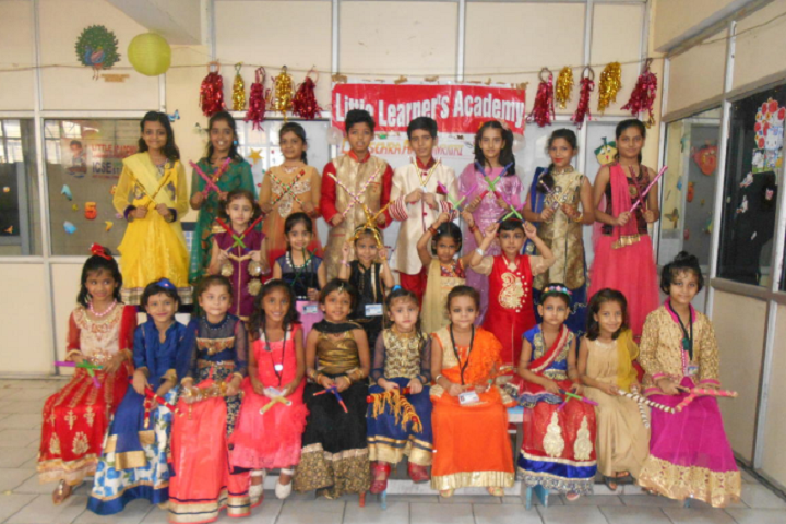 Baby Martin International School- Students Group Pic