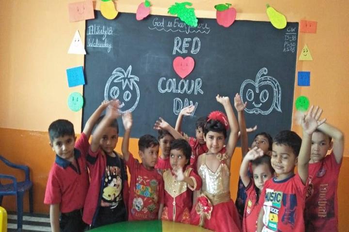 Baal Baari Public School-Classroom