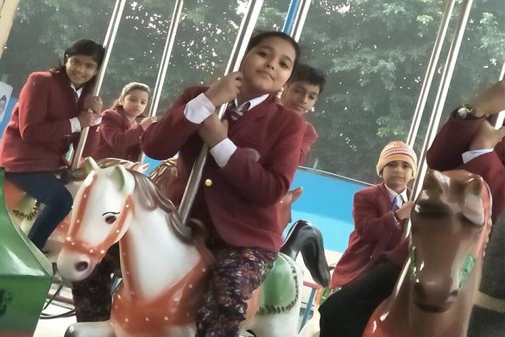 Baal Baari Public School-Play Area