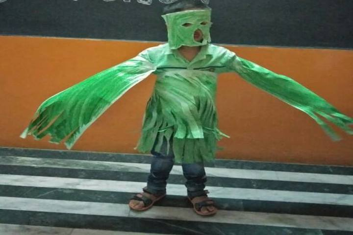 Baal Baari Public School-Fancy Dress
