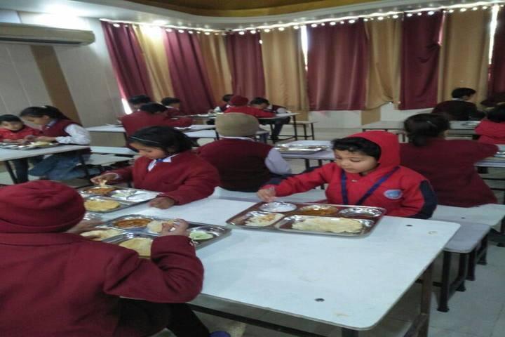 Baal Baari Public School-Cafeteria