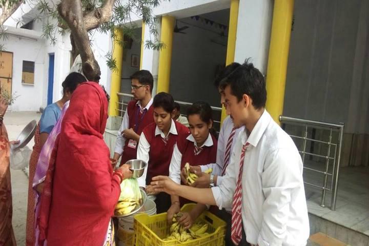 Baal Baari Public School-Social Service