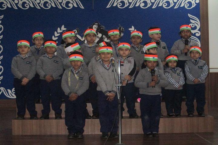 Bal Bharati Public School-Group Song