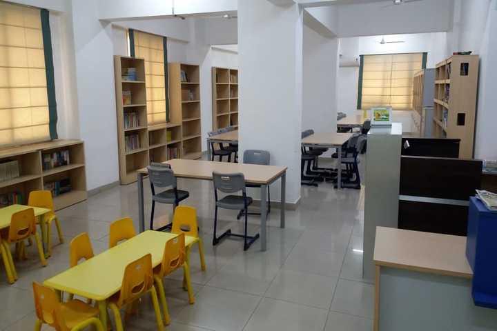 Bal Bharati Public School-Infrastructure
