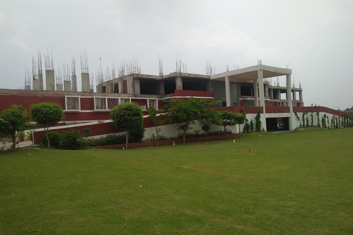 Bal Bharati Public School-School Building
