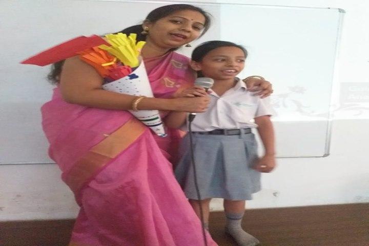 Bal Bharati Public School-Singing