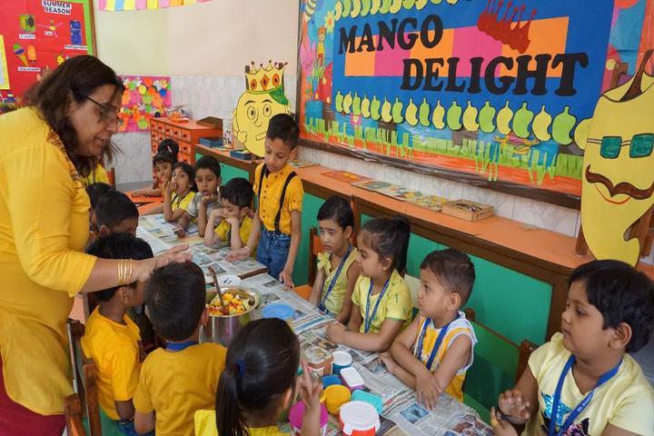 Bal Bharati Public School-Mango Delight