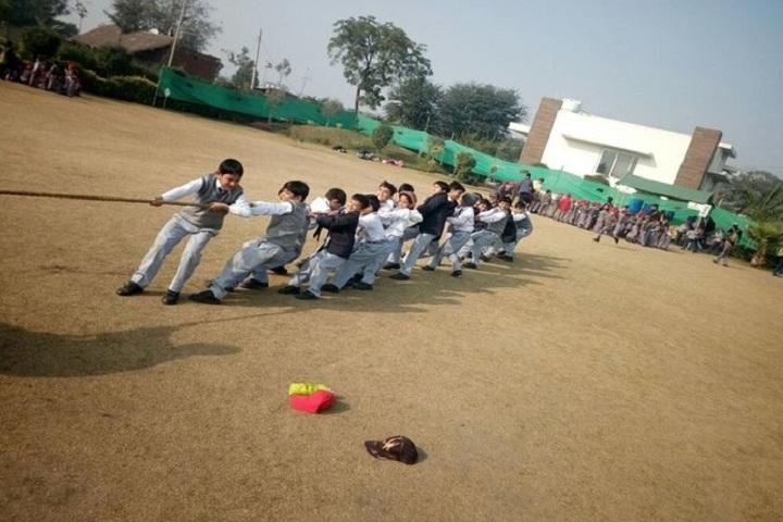 Bal Bharati Public School-Adventure Camp