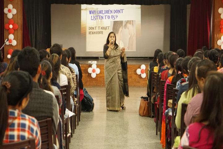 Bal Bharati Public School-Orientation Programme