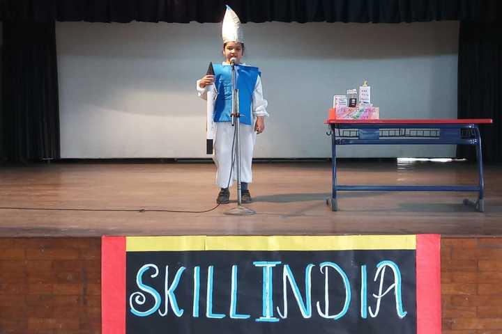 Bal Bharati Public School-Skill India