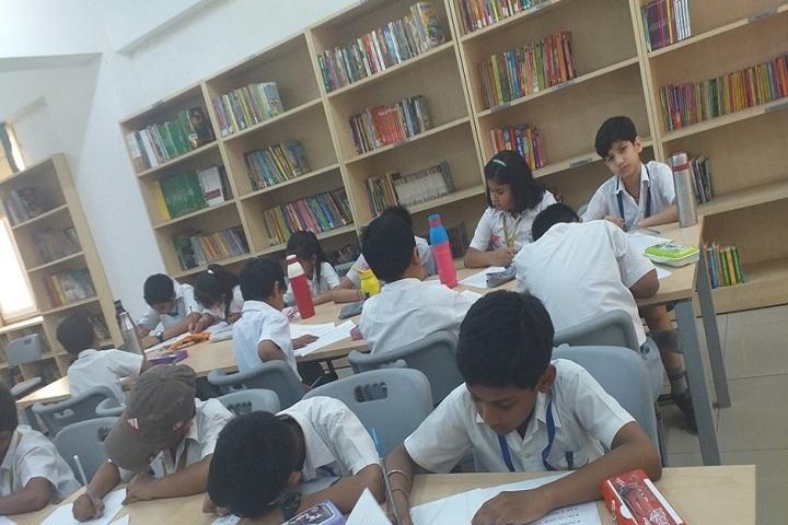 Bal Bharati Public School-School Library