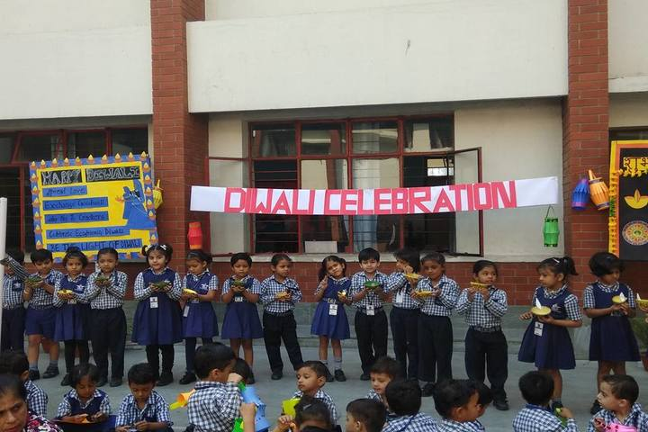 Bal Bharti Public School-Diwali Celebrations