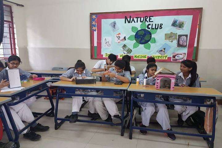 Bal Bharti Public School-Nature Club