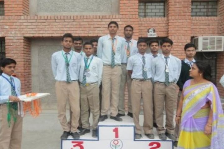 Bal Bharti School- Prize Distribution