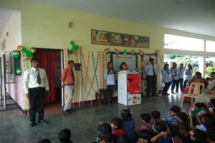 Bal Bharti School-Independence Day Celebrations
