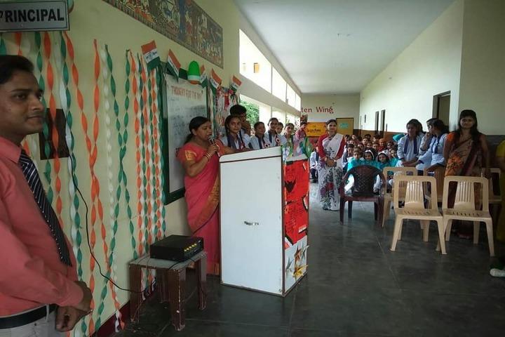 Bal Bharti School-Teachers Speech