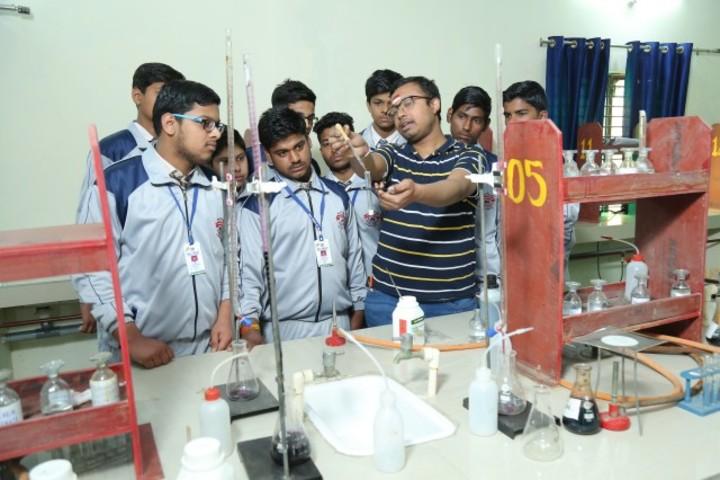 Bal Jagat Senior Secondary School-Chemistry Lab