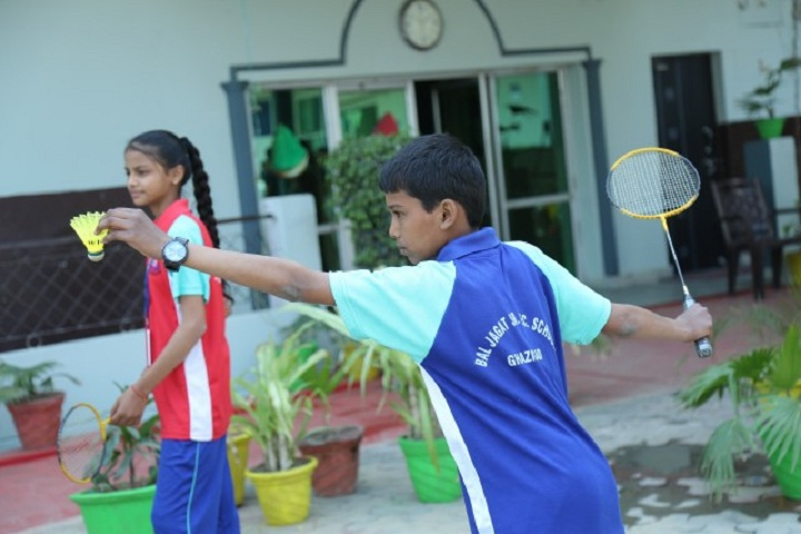 Bal Jagat Senior Secondary School-Sports