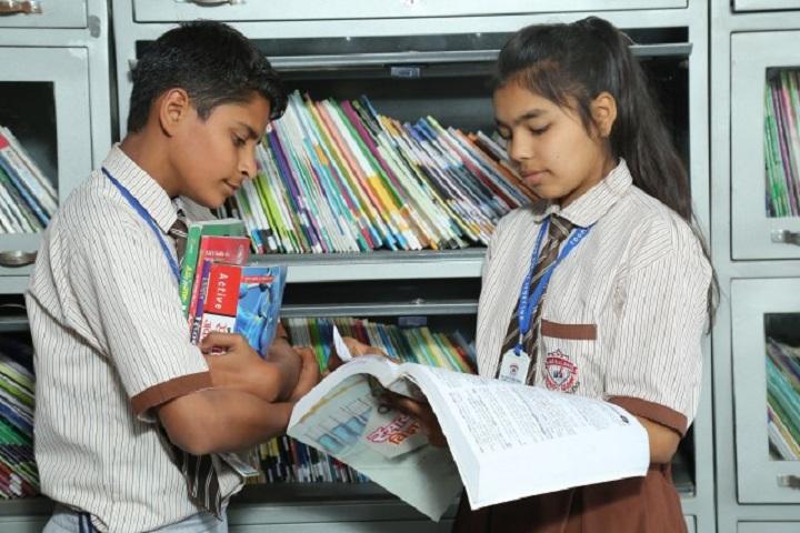 Bal Jagat Senior Secondary School-Library