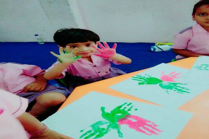 Bal Jyoti Public School-Drawing