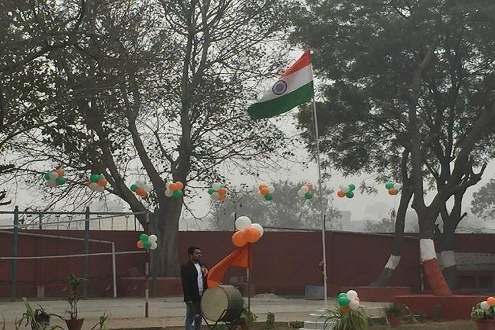 Bal Jyoti Public School-Independence Day Celebration