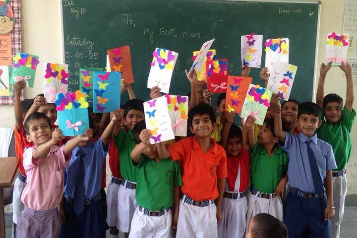 Bal Jyoti Public School- Mothers Day Celebrations